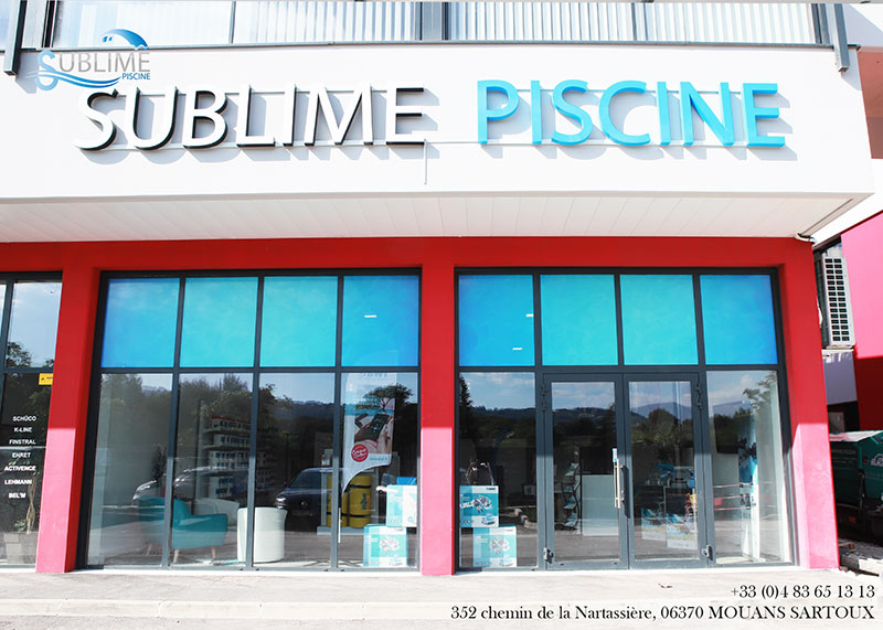 sublime piscine boutique
